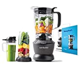 NutriBullet Blender Combo 1000W schwarz – 2-in-1...