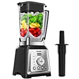Standmixer Smoothie Maker, homgeek 2000W Smoothie...